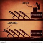 Do you have to know the job to lead it?